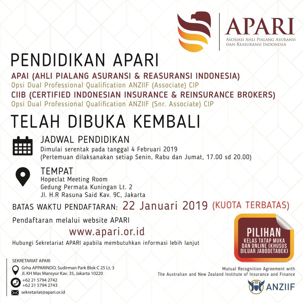 Program APAI dan CIIB - Feb 2019-01 (New)