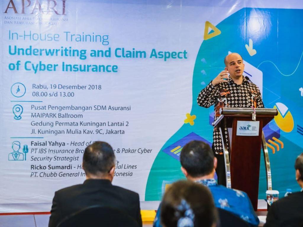 APARI - IHT - Underwriting & Claim Aspect of Cyber Insurance