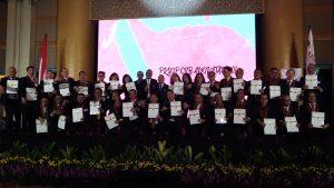 Wisuda Akbar (APAI XXIII/2018, APAI II SBY/2018, CIIB XII/2018 dan CIIB PKSGP XIII/2018)