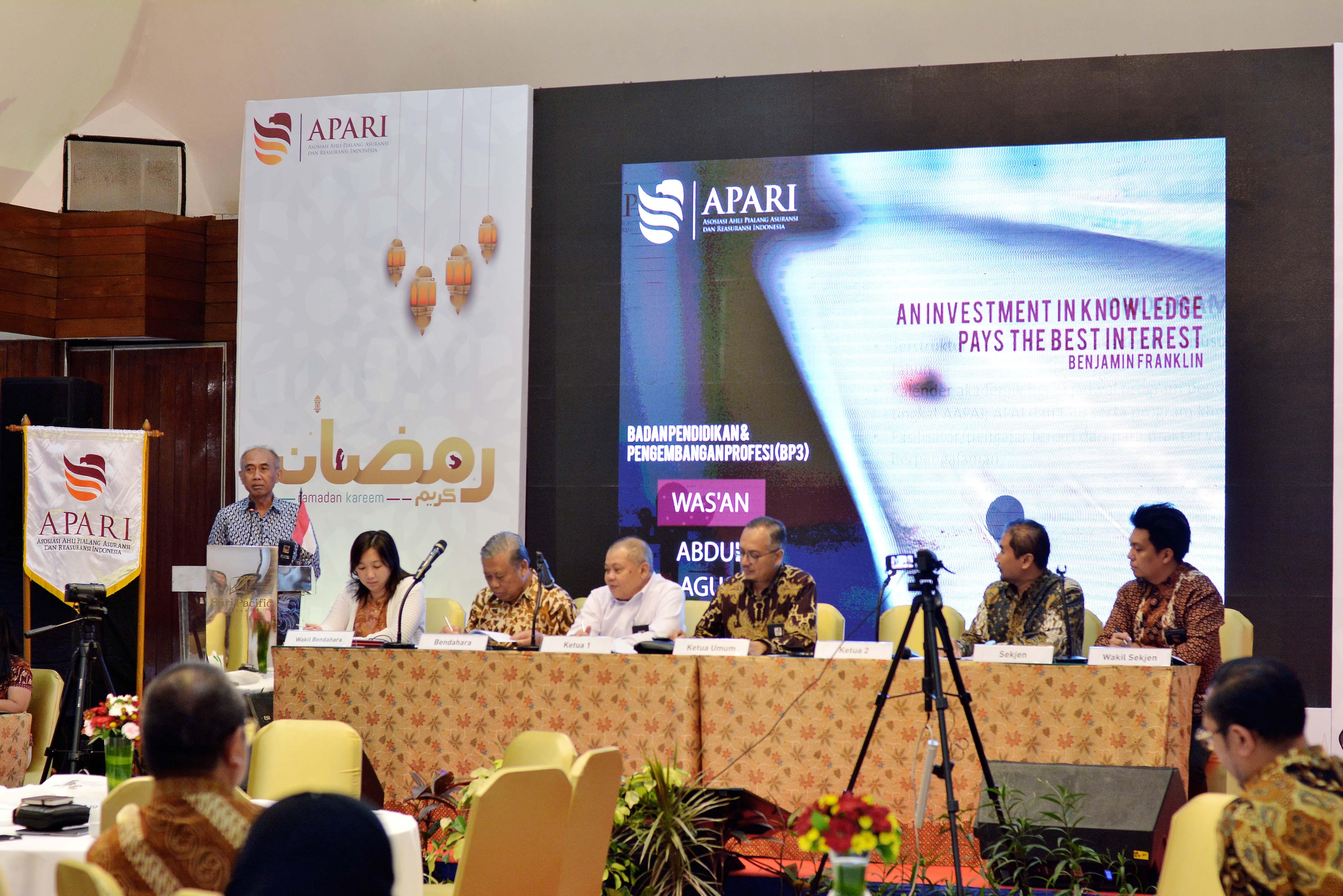 Rapat Anggota Tahunan 2019, Sosialisasi SIAP & Buka Puasa Bersama