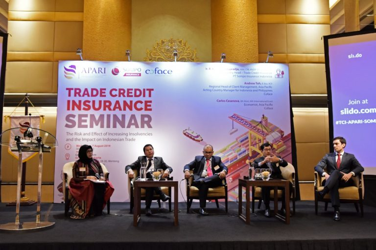 TRADE CREDIT INSURANCE SEMINAR : The Risk & Effect of Increasing Insolvencies and The Impact on Indonesian Trade